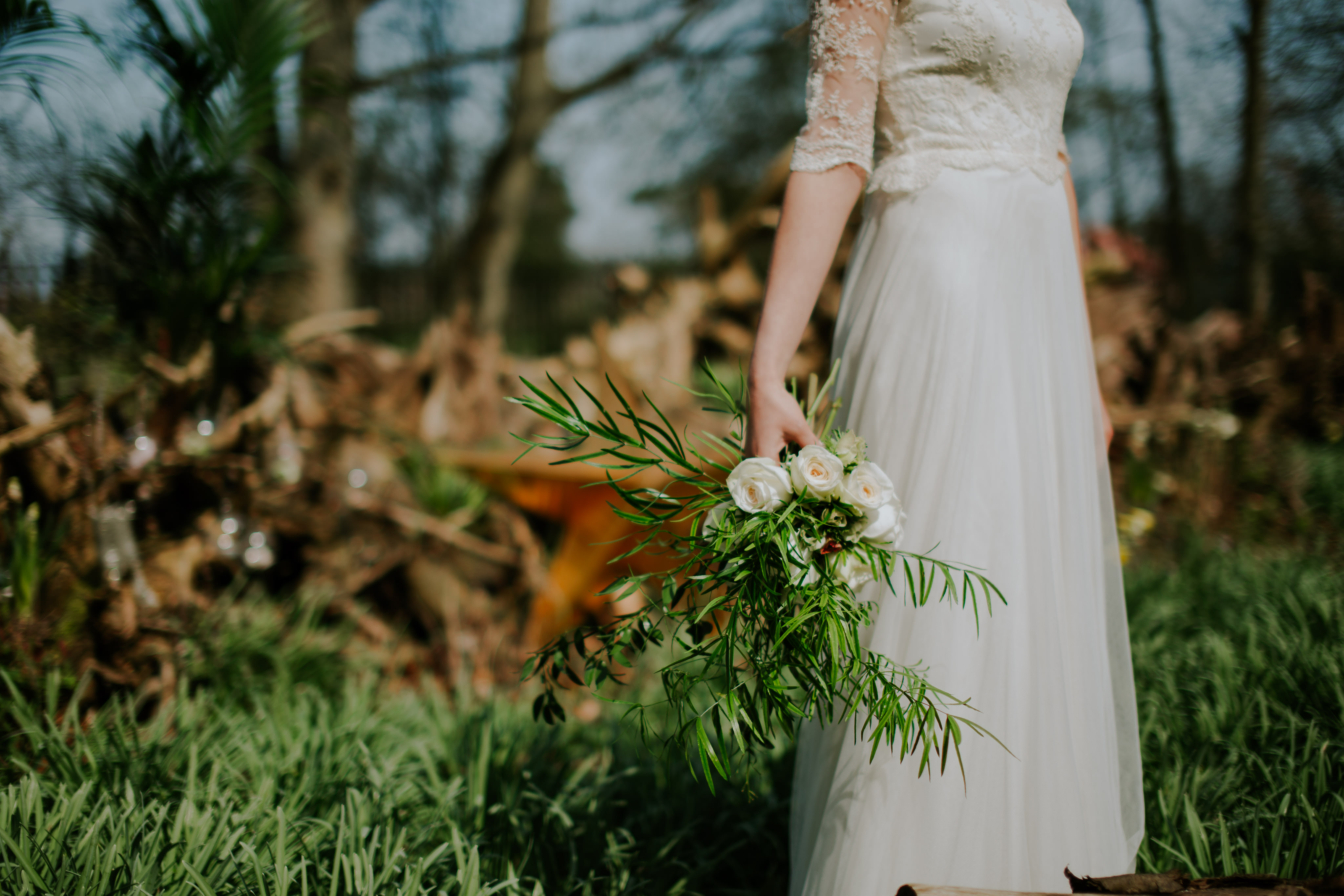 flowers, wedding flowers, boho bride