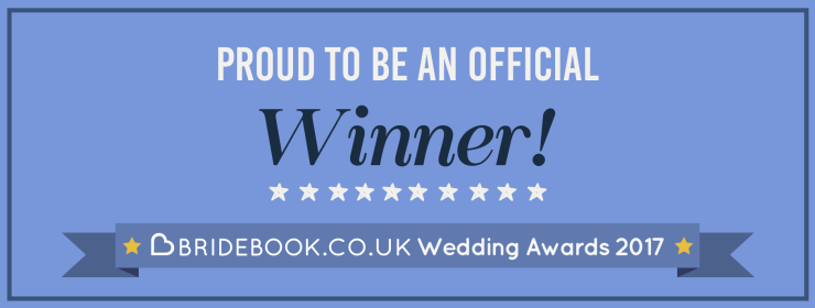 winner,wedding planner of the year,wedding award,uk wedding planner 2017,