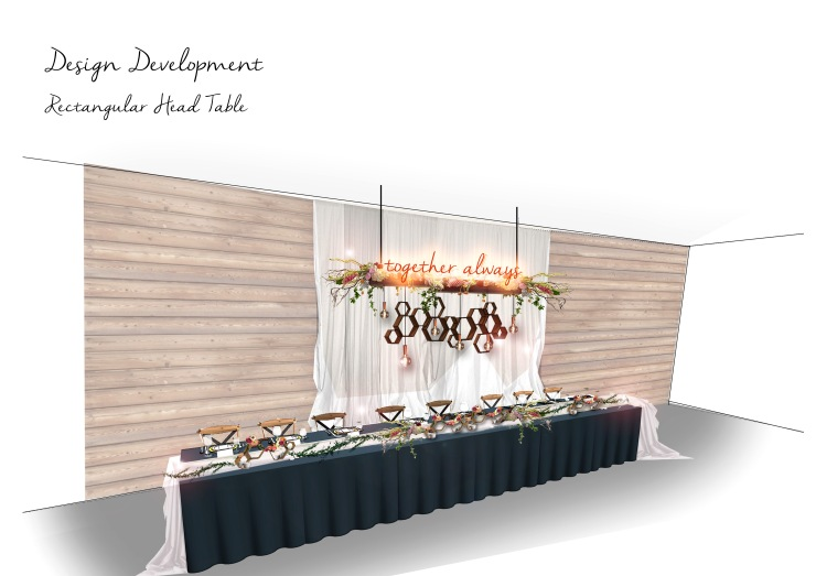 wedding top table,wedding head table,banquet wedding table,