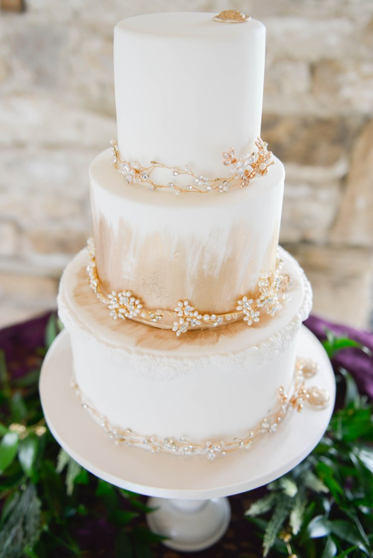 cake jewels,accessorised cake,