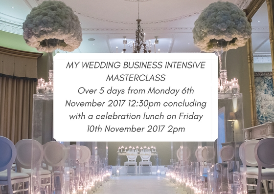 wedding business training, flower training, makeup masterclass, on location, shoot experience,