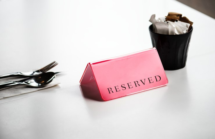 reserved, wedding planning meeting, wedding meeting,