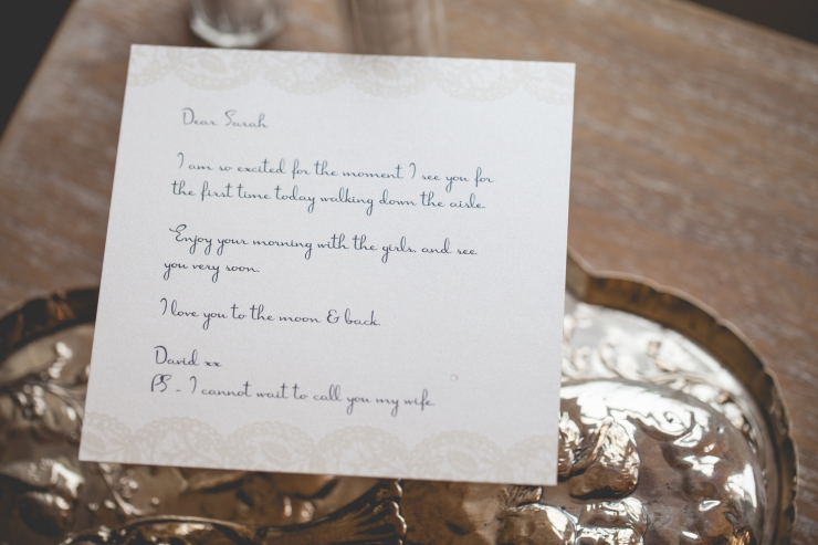 love letters, wedding vendors, wedding day details, wedding suppliers,